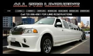 All Pro Limousine Denver Blog