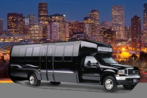 Party Bus All Pro Limouine Denver Limo