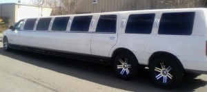 Tandum Stretch Limousine Denver Limo