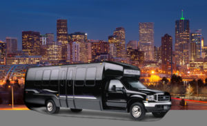 Party Bus Denver Limo All Pro Limousine