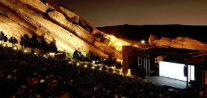 Red Rocks Concert Limos